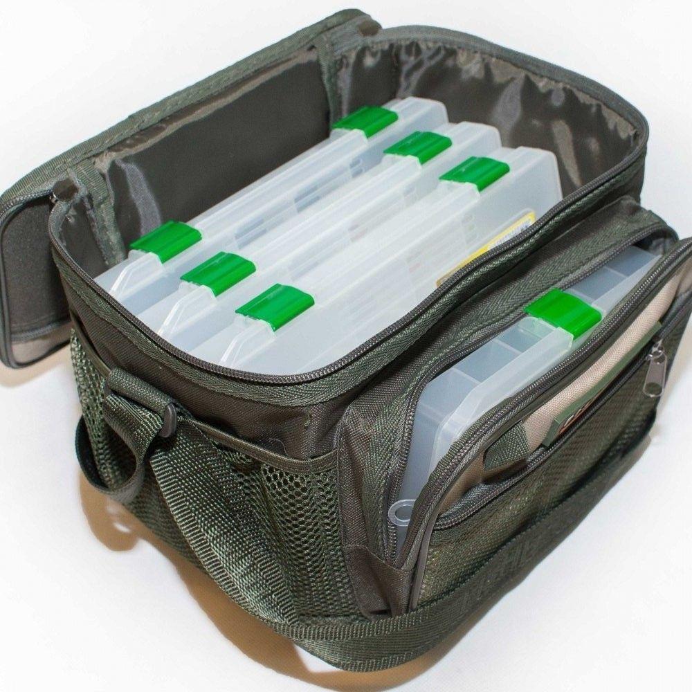 сумка для рыбалки под коробки