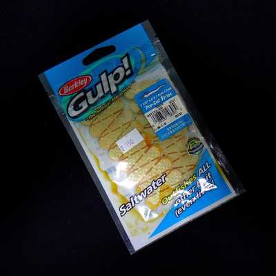 Berkley Gulp Pre-Cut Stripz1 1/2'/4cm/SQ. Berkley Gulp Pre-Cut Stripz1 1/2'/4cm/SQ
