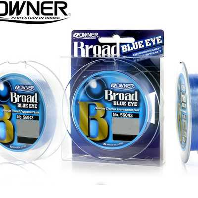 Леска Owner Broad Blue EYE 0.16/150. Owner Broad Blue EYE 0.16/150