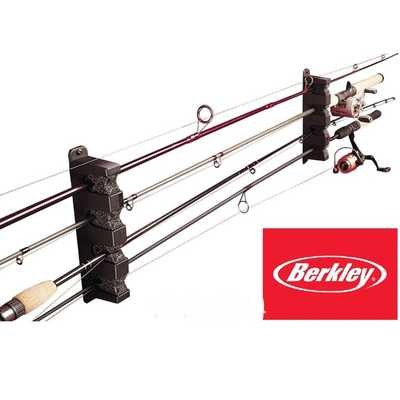 Держатель для удилищ Berkley Rod Rack/BAHRR. Berkley Rod Rack/BAHRR