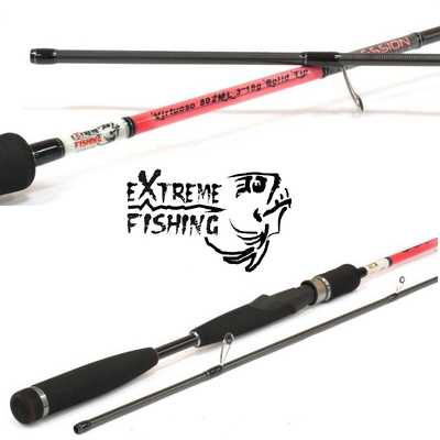 Спиннинг Extreme Fishing Virtuoso Obs 802ML/3–15g Solid Tip. Extreme Fishing Virtuoso Obs 802ML/3–15g Solid Tip