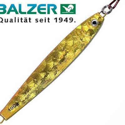 Пилькер Balzer Dorsch Magnet 75g/Orange. Balzer Dorsch Magnet 75g/Orange