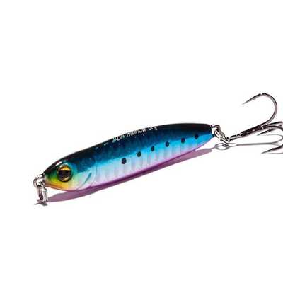 Пилькер Renegade Iron Minnow 6g/L148. Renegade Iron Minnow 6g/L148