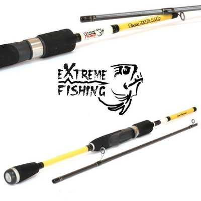 Спиннинг Extreme Fishing Panache Pass 842/2–12g. Extreme Fishing Panache Pass 842/2–12g