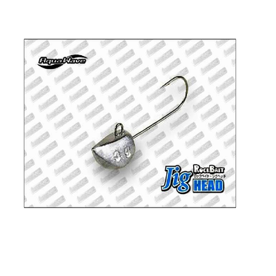 Джиг-головка Aqua Wave Rock Bait Jig Head #6/3.0g. Aqua Wave Rock Bait Jig Head #6/3.0g