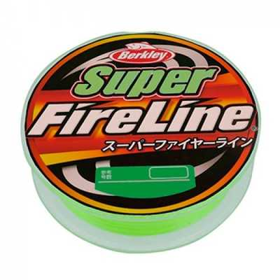 Плетеный шнур Berkley Super Fire Line # 0.8 CH. Berkley Super Fire Line # 0.8 CH